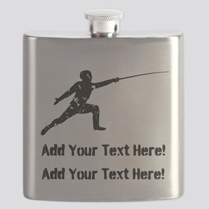 Personalize It, Fencing Flask