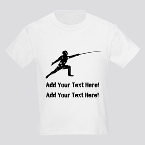 Personalize It, Fencing T-Shirt