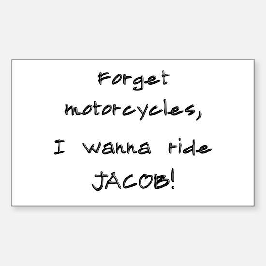Ride Jacob Decal