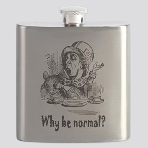 ALICE_Why be normal Flask