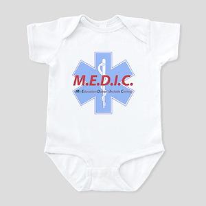 MEDIC - No Caring! Infant Bodysuit