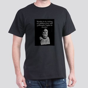 Wonder Is The Feeling - Socrates T-Shirt