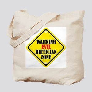 Evil Dietician Tote Bag