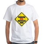 Evil Dietician White T-Shirt