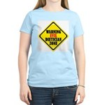 Evil Dietician Women's Pink T-Shirt