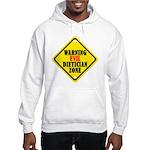 Evil Dietician Hooded Sweatshirt