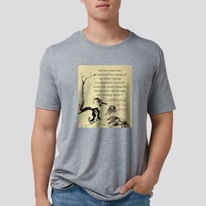 He Who Exercises Government - Confucius Mens Tri-b