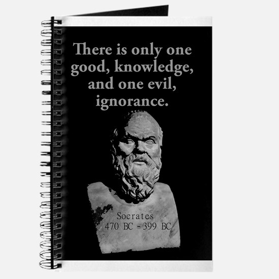 There Is Only One Good - Socrates Journal