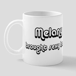 Sexy: Melany Mug