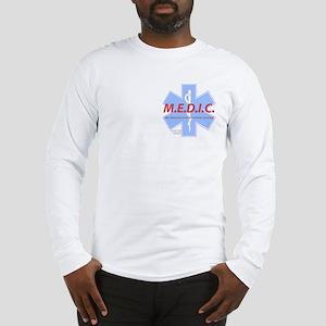 MEDIC - No Carrying! Long Sleeve T-Shirt