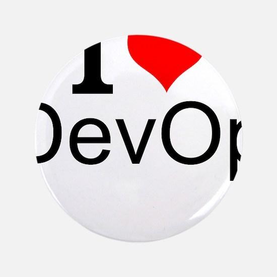 I Love DevOps Button