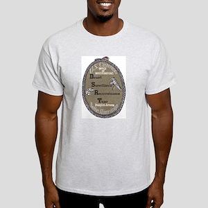Border Alliance Ash Grey T-Shirt