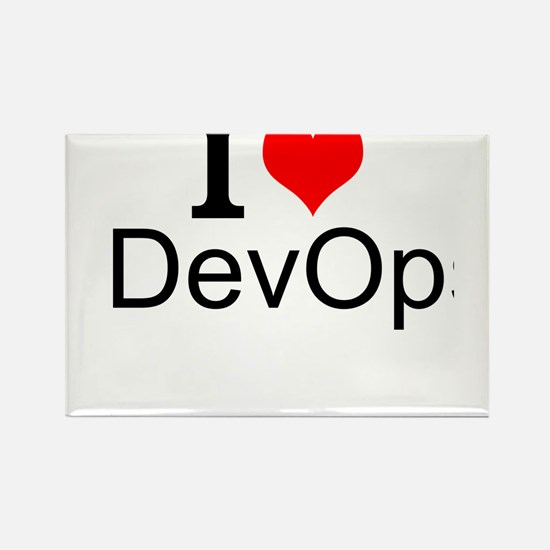 I Love DevOps Magnets