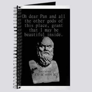 Oh Dear Pan And All The Other Gods - Socrates Jour