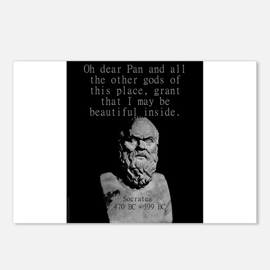 Oh Dear Pan And All The Other Gods - Socrates Post