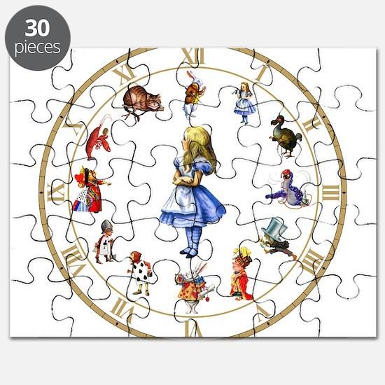 WONDERLAND_Clock.png Puzzle
