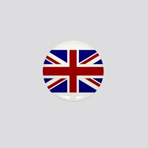 England Mini Button
