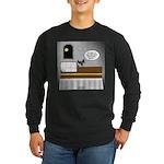 Bat Phone Long Sleeve Dark T-Shirt