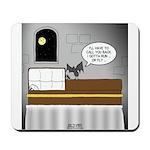 Bat Phone Mousepad