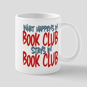 What Happens In Book Club Mugs