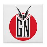 GN_Logo_2 Tile Coaster