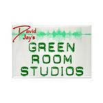 Green Room Studios Rectangle Magnet (10 pack)