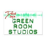Green Room Studios Wall Decal
