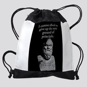 I Cannot Afford To Give Up - Socrates Drawstring B