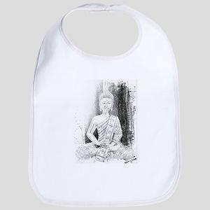 Zen Buddha Art Bib