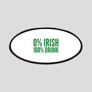 Irish Drunk Patches