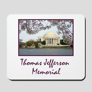 Thomas Jefferson Memorial Mousepad