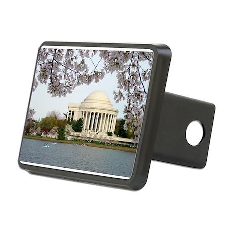 Thomas Jefferson Memorial Rectangular Hitch Cover