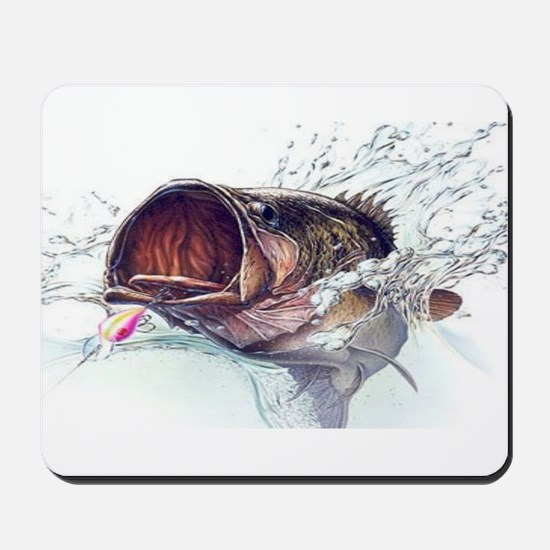 Bass Busting through Mousepad