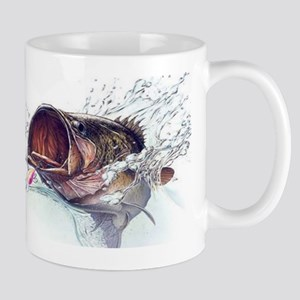 Bass Busting through Mug