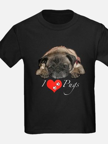 I love pugs T