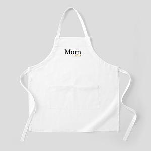 New Mom Est 2013 Apron