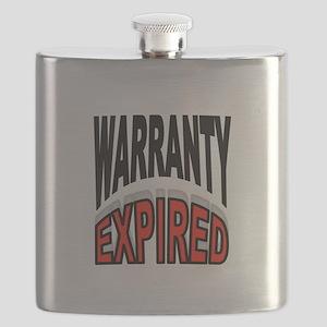 WARRANTY Flask