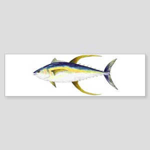 Yellowfin Sticker (Bumper)