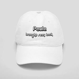 Sexy: Paula Cap