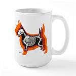 Scary Scottie Mug