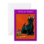 Halloween Cards (Pk of 10)