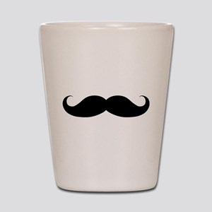 Hipster Moustache Shot Glass