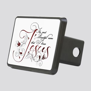 Beautiful name of Jesus Hitch Cover