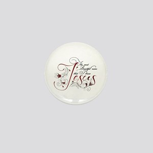 Beautiful name of Jesus Mini Button (10 pack)