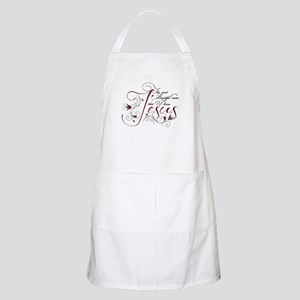 Beautiful name of Jesus Apron