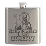 Saint Patrick is my Homeboy Flask
