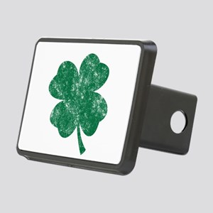 St Patrick's Shamrock Hitch Cover