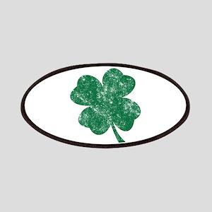 St Patrick's Shamrock Patches