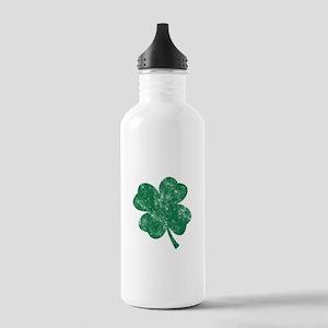 St Patrick's Shamrock Water Bottle