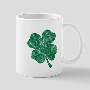St Patrick's Shamrock Mug